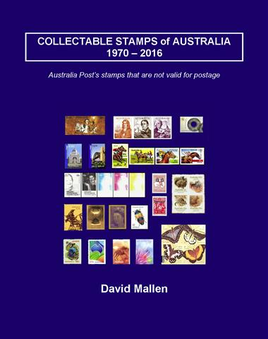 Collectable Stamps of Australia 1970-2016