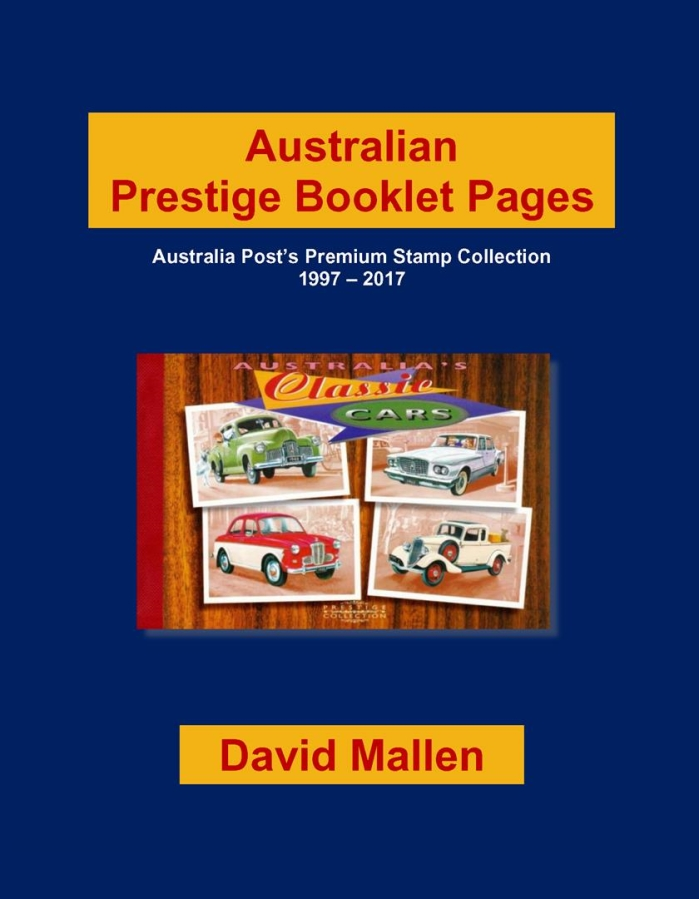 Australian Prestige Booklet Pages